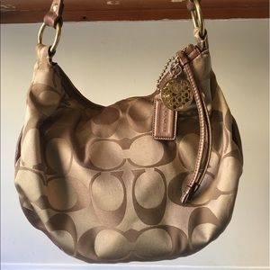 Coach shoulder bag!